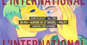 Oh Mu • Aurore de St Baudel • Molpé