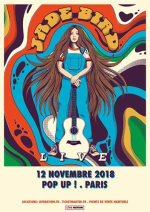 Jade Bird / 12.11.18 / Popup! Concert reporté au 16 février
