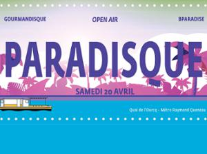 Paradisque Is Back - Open Air