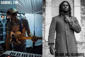Gabriel Tur + Blade MC/Alimbaye // Summer Of Loge #8