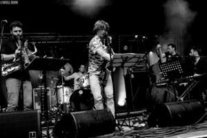 """Antoine GALVANI Sextet """"L'ère de la musique libre"""""""