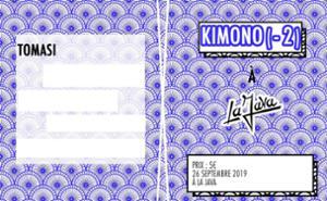 Tomasi présente Kimono (-2)