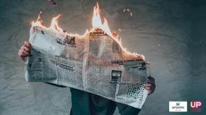 UP CONFÉRENCES : DÉMOCRATIE, LE VRAI IMPACT DES FAKE NEWS