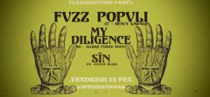 Fvzz Popvli  My Diligence  Sîn ! [Fuzzoraptors Party]