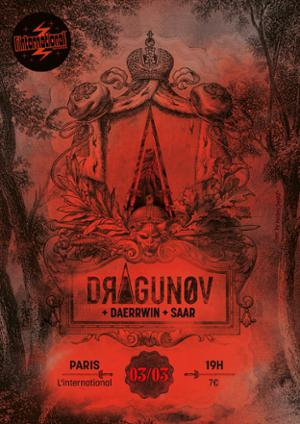 DRAGUNOV • SaaR • Daerrwin /\ L'international
