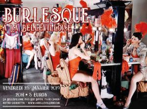 SOIREE BURLESQUE