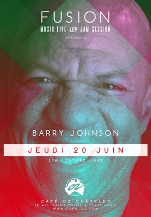 Fusion // Barry Johnson