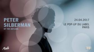 Peter Silberman (The Antlers) @ Le Pop Up du Label