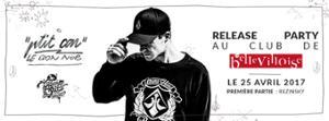 LE BON NOB & DJ VENUM - RELEASE PARTY + REZINSKY (1ERE PARTIE)