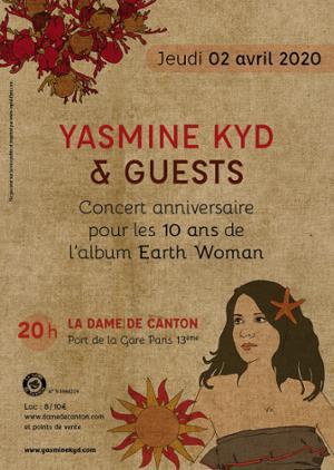 YASMINE KYD + GUESTS