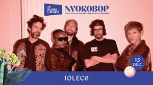 10LEC6 + Antoine Kogut + Bazzerk (dj set)