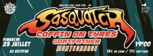Below The Sun16:Sasquatch/Coffin On Tyres/Goatfather/Montecharge
