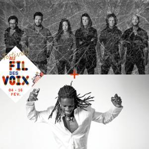 FESTIVAL AU FIL DES VOIX 2019 : CHARKHA + WESLI