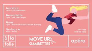 MOVE UR Gambettes #5