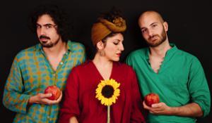 "GOLNAR & MAHAN ""The Contemporary Sound of Iran"""