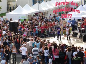 Forum des associations de Combs la Ville 2017