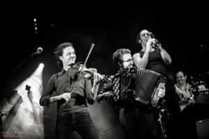 Tram des Balkans - Music'O Jardin - Sixt-Fer-à-Cheval