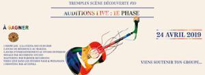 Tremplin Scène Découverte : Phase 1