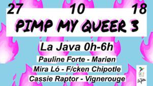 Pimp My Queer #3