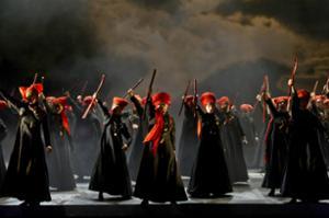 MACBETH Opéra en Quatres Actes en Direct au Cinéma