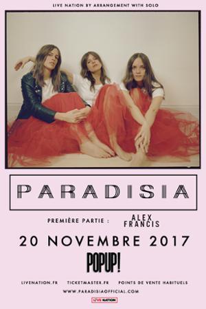 Paradidias + Alex Francis @ Popup!