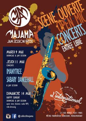 Imanytree + Sabary Dancehall Crew + Majama Jam