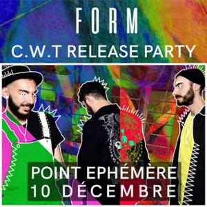 FORM RELEASE PARTY