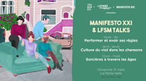 Manifesto XXI & Les Femmes S'en Mêlent Talks