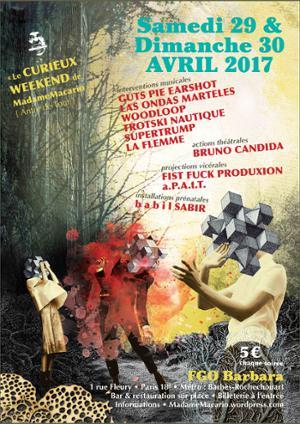 Le Curieux Week-End De MadameMacario