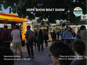 HOPE SHOW BOAT SHOW