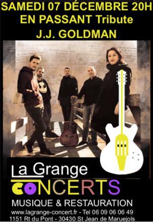 En Passant - Tribute de Jean-Jacques Goldman