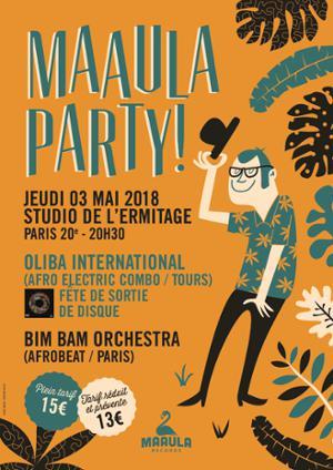 OLIBA INTERNATIONAL & BIM BAM ORCHESTRA