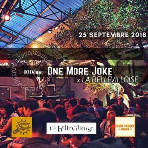 ONE MORE JOKE - LA 100e