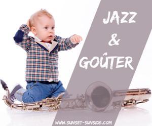 Jazz & Goûter fête Charlie PARKER