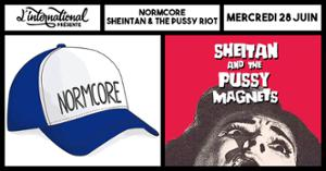 Normcore • Sheitan & the Pussy Riot