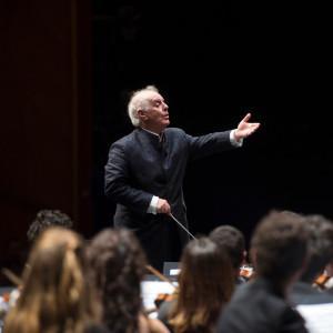 West-Eastern Divan Orchestra / Daniel Barenboim / Anne-Sophie Mutter - Yo-Yo Ma - Beethoven, Bruckner