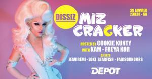 Dissiz Miz Cracker !