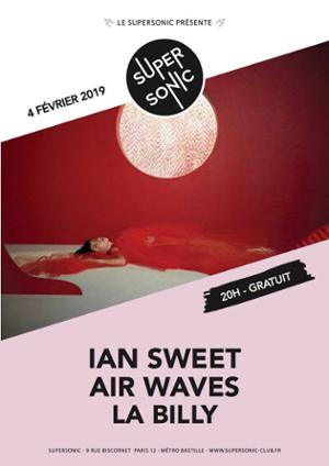 Ian Sweet • Air Waves • La Billy