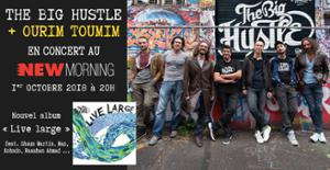 The Big Hustle + Ourim Toumim Release Party