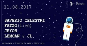 Reshuffle x Latence w/ Saverio Celestri & Friends