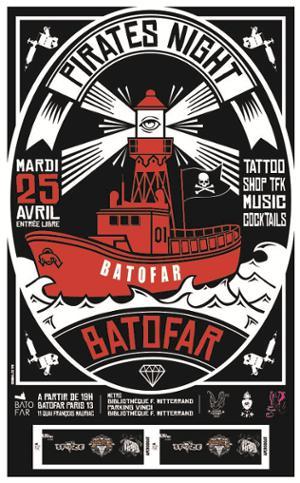 APEROBOAT # TATTOO FACTORY KLUB