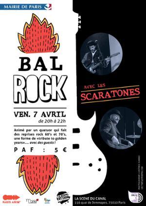 Bal Rock, par les Scaratones