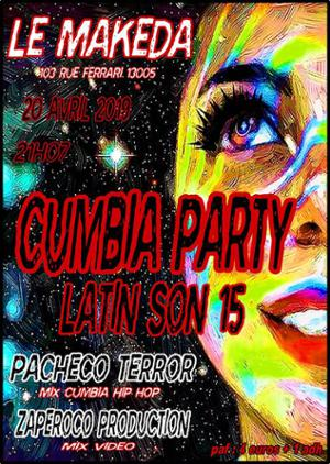 Cumbia Party Latin Son #15
