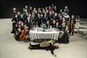 Eclats, Week-end musical, Carte blanche à l'Ensemble Le Balcon - Alphonse Semin (direction et piano)