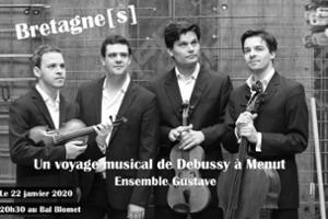 BRETAGNES (S), UN VOYAGE MUSICAL DE DEBUSSY À MENUT