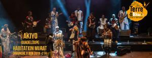 Akiyo - Festival Terre de Blues de Marie Galante JOUR 3