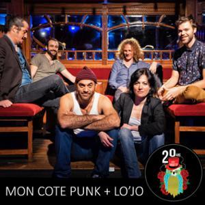 MON COTE PUNK + LO'JO – 20 ans du Cabaret Sauvage