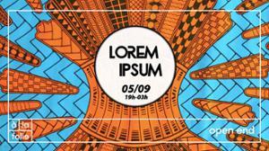 LOREM IPSUM // Á la folie - 05/09