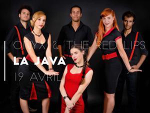 Onyx & The Red Lips • Billy Boguard • La Java • 19 Avril