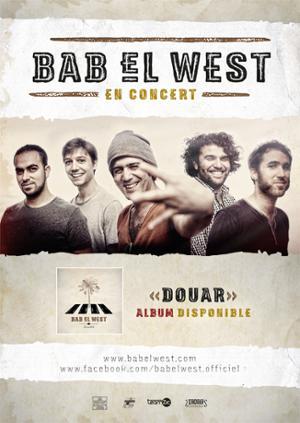 Bab El West au Festival Jazz au coeur et Guitare à l'âme (92)